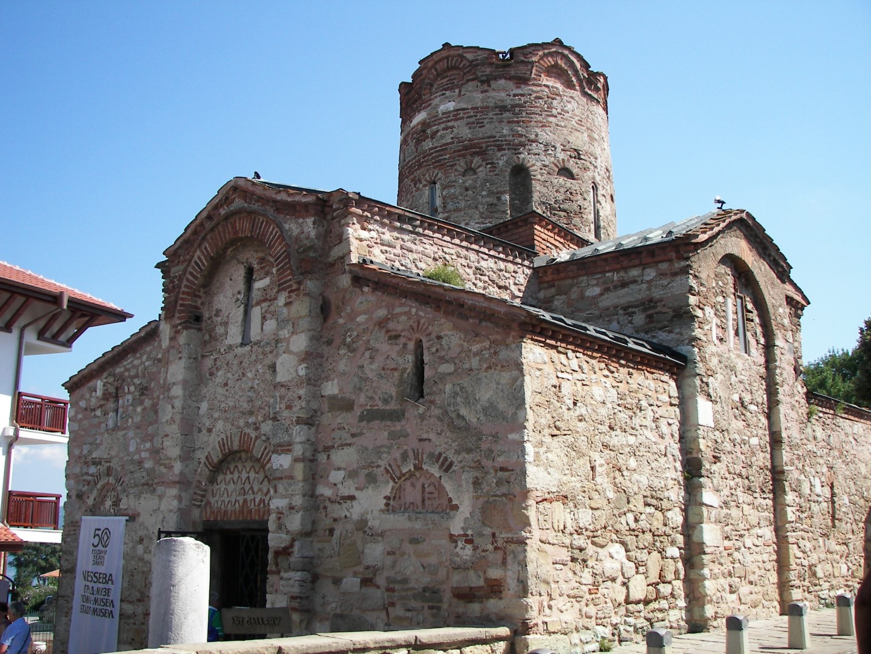 Churches in Nessebar